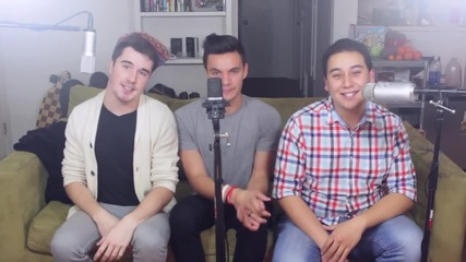 Just 3 Guys And Their Voices - Blank Space A Cappella Cover - Taylor Swift