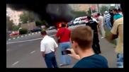 Как реагират хората при взрив