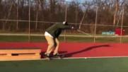 Сляп скейтър