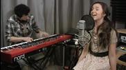 Maddi Jane изпълнява песента на Bruno Mars - Just The Way You Are