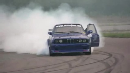 Drift Bmw M3 E30 Turbo Must See!!!! Hq