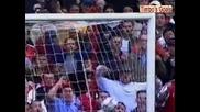 Страхотен гол на Henry срещу Manchester United !