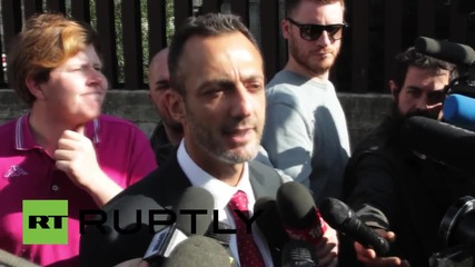 Italy: One of Italy's biggest organised crime trials begins in Rome
