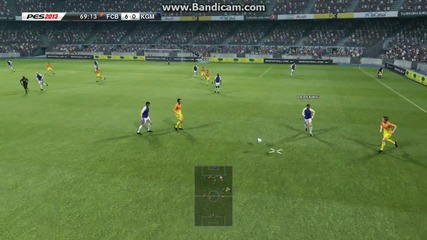 Pes 2013 Мач 1