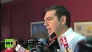gre tsipras live