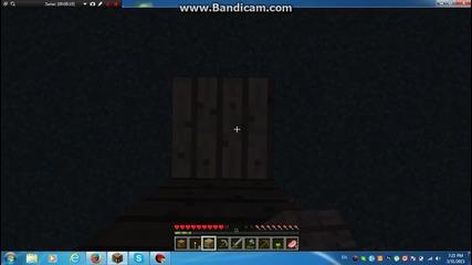 Minecraft 1.8 Survival ep.2 moqta kushta