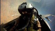 """Пепелянката - F-16 Fighting Falcon - Боен Сокол """" Viper - Пепелянка"""" Commercial © ® 2012 Hd"""