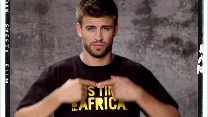 Shakira - Waka Waka ( This Time For Africa ) ( Високо Качество) :) Превод!