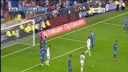 Страхотен гол на Роналдо (истинска класа)