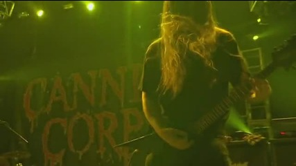 Cannibal Corpse - Hammer Smashed Face Live @ Wacken 2007