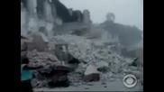 Потресаващата сцена от Хайти след земетресението