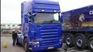 Scania V8 част 1
