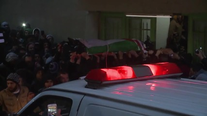 State of Palestine: Bodies of 23 Palestinian assailants returned to families