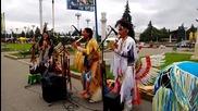 Индианска музика в Москва • Wayra Nan
