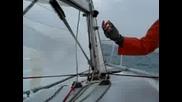 Караме Яхтата В Италия На Регата - Катерим