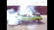 Dodge Challenger Пали Гуми
