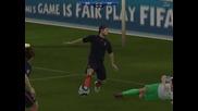 Spain - Bulgaria 1:4 s hetrik na D. Berbatov (fifa Online 2)