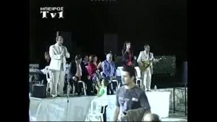 Пепа Гривова - Dimotika Tv1 03 Hpeiros 09 02 2008.flv