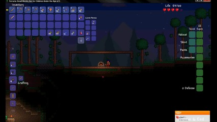 Terraria Epic Survival Epizod-16