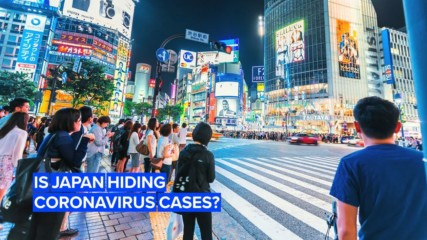 Japan's curious case of low Covid-19 numbers