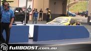Mazda Mx6 20b rotary - Pac Racing