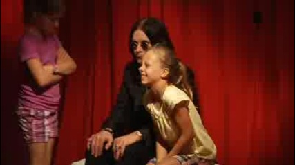 Ozzy Scare at Madame Tussauds Wax Museum