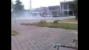 Тойота Селика в действие