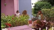 Илда и Албейро излязоха и видяха Момичетата да преговарят с човек от Трафикантите
