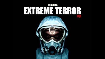 Dubstep! D-jahsta - Extreme Terror (original mix)