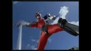 Power Rangers Mystic Force Vs S. P. D.