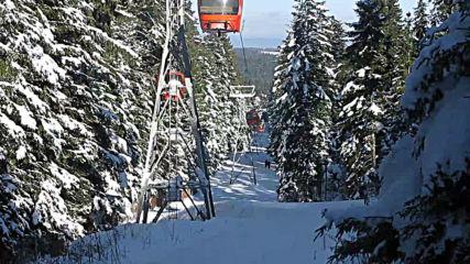 Rila Mountain, Borovets Ski Resort / Рила планина, Ски курорт Боровец 009