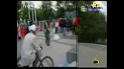 Господари На Ефира - Луди Танци На Привържениците На ЦСКА! 02.07.2008