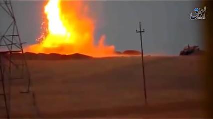 Руска ракета унищожава основния боен американски танк от Последно поколение M1 Abrams