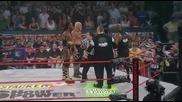 Tna Impact 02/07/2009 Team 3 D vs Booker T & Scotty Steiner