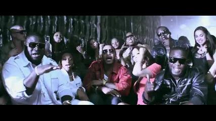 + превод ! Flo - Rida feat. David Guetta - Club Cant Handle Me