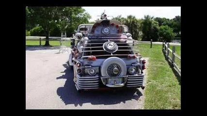 Най - бруталната Лимузина на Света