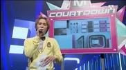 (hd) Roh Ji Hoon - Punishment ~ M Countdown (08.11.2012)