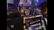 Jeff Hardy Vs Randy Orton - Biggest Swanton Bomb