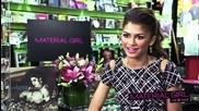 Zendaya for Material Girl Spring 2015