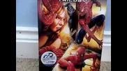 Мощната трилогия Спайдър - Мен (2002-2004-2007) на D V D