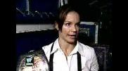 Lita Interview After Being Cut Open