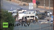 State of Palestine: Israel Forces arrest Palestinians in Ramallah as settlers advance
