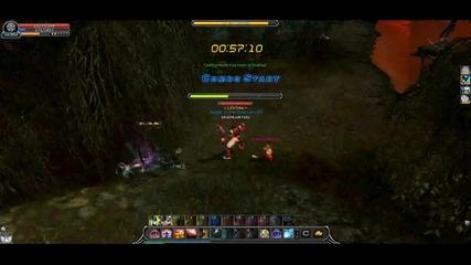 Cabal Eu Wizard 152 Level Map Part Speed Run