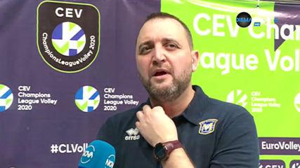 Иван Петков: За да победиш такива отбори се иска ниво