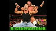 Wwe Degeneration X - Снимки