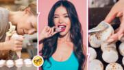 За любители: как да си приготвим вкъщи вкусните френски макарони