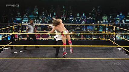 Cameron Grimes & LA Knight vs. Grizzled Young Veterans: WWE NXT, August 3, 2021