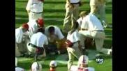 Тези кадри са посветени на инцидентите при спортовете