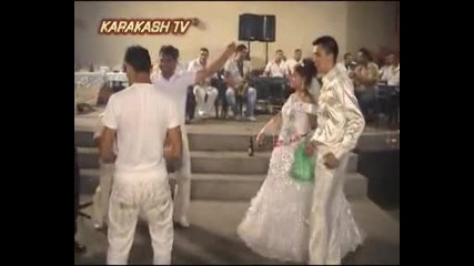 Karakash tv - Svatbenottirjestvo Meko ve Yisel