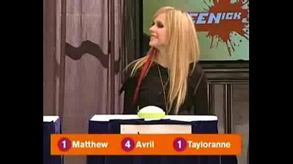 Avril teen Nick Part 1